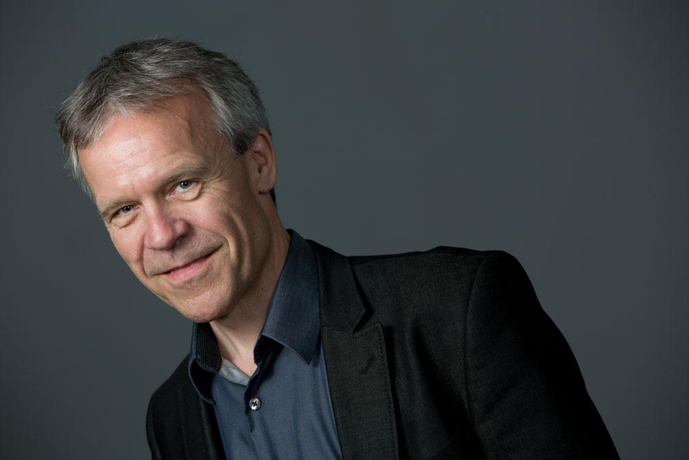 Paal Leveraas, coach, journalist, entreprenør.